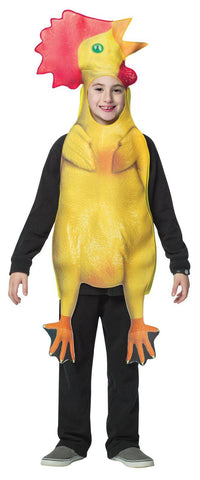 Rubber Chicken Child Costume