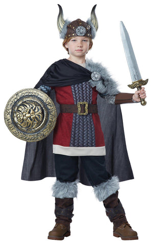 Viking Boy Child Costume