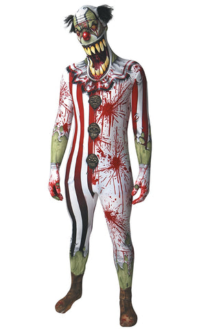 Clown Jaw Dropper Adult Costume