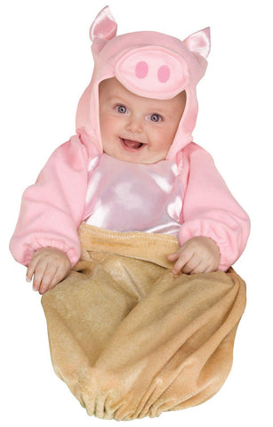 Pig in a Blanket Infant Costume