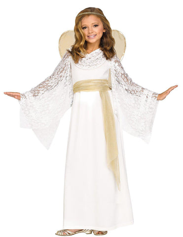Angelic Maiden Child Costume