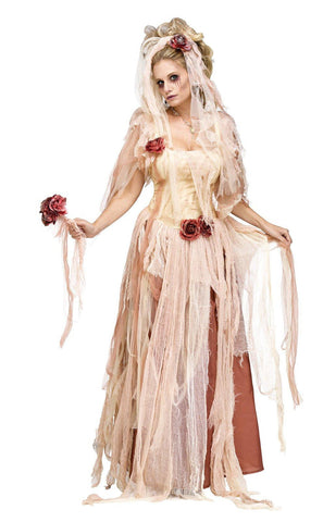 Ghostly Bride Adult Costume