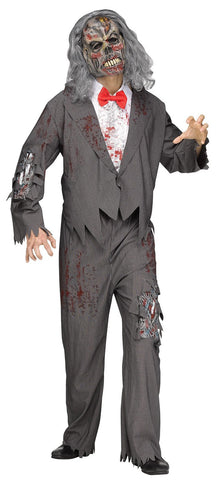 Zombie Groom Adult Costume