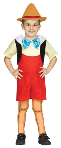 Wooden Boy Doll Toddler Costume