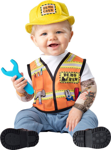 Demo Crew Toddler Costume