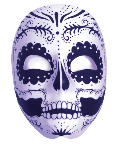 Day of the Dead Full Mask