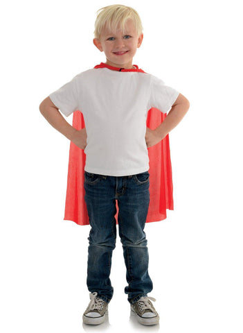 Red Child Cape