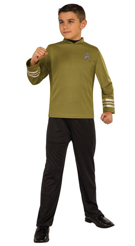 Star Trek Beyond: Captain Kirk Classic Child Costume