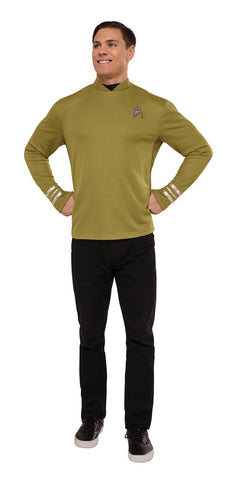 Star Trek Beyond: Captain Kirk Classic Adult Shirt
