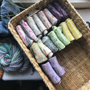 Sock Knitting: Needles & Swatches, Part 1