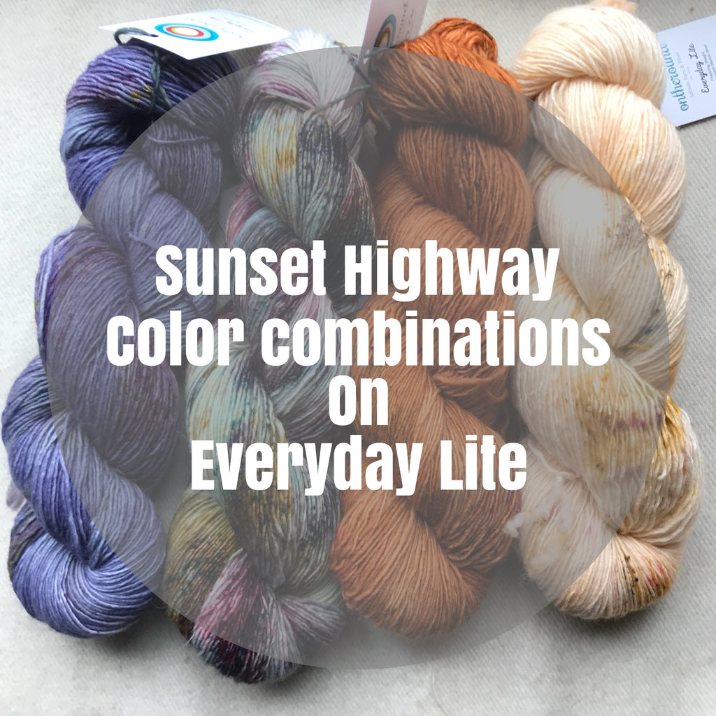 Sunset Highway Sweater, Part 2