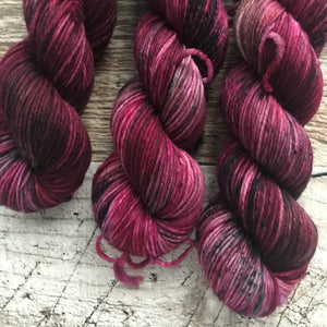 Divine Feminine on Everyday Worsted Yarn