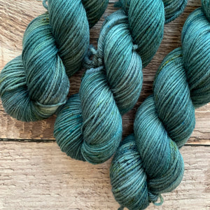 Hemlock on Everyday Worsted Yarn