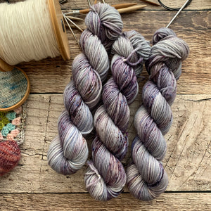 Bayberry on Everyday Worsted Yarn