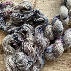 Purple Rain Everyday Worsted Yarn