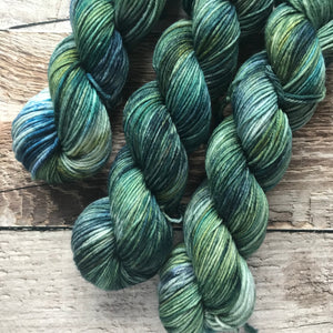 Undertow on Everyday Worsted Yarn