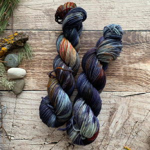 Wild Nights on Everyday Worsted Yarn