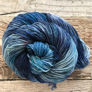 Hard Water on Everyday DK Yarn