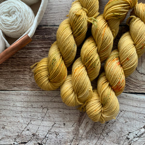 Honeycomb on Everyday Worsted Yarn