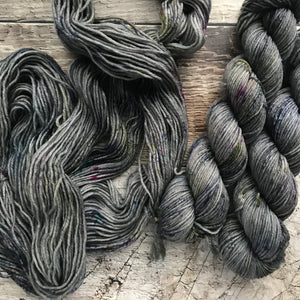 New Moon on Everyday Worsted Yarn