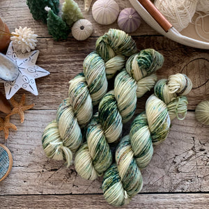 Treeline on Everyday Worsted Yarn
