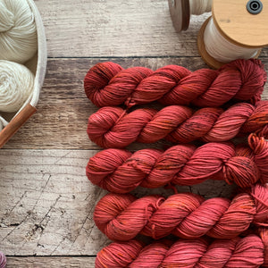 Brick on Everyday Worsted Yarn