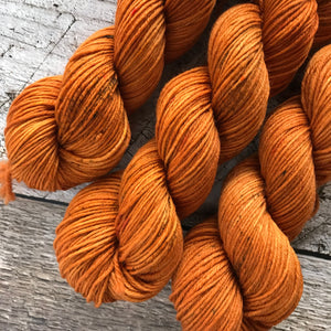 Sugar Maple on Everyday Worsted Yarn
