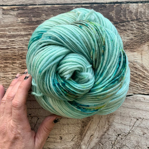 Oxidize on Everyday Worsted Yarn