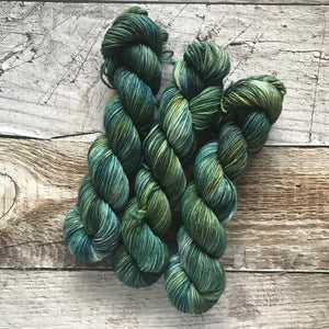 Undertow on Everyday DK Yarn