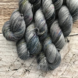 New Moon on Everyday DK Yarn