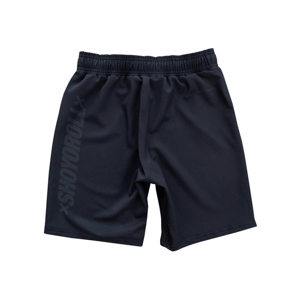 SYR X AP Flex Fitted Shorts - Black