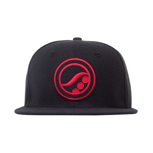 2019 OG Logo Snapback - Black/Red
