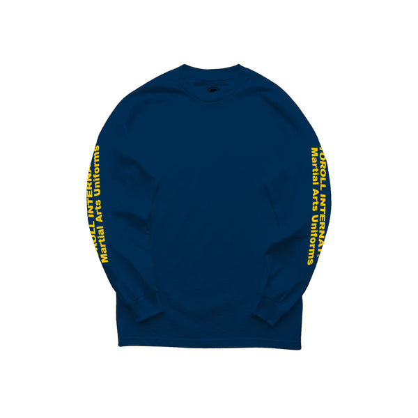 SYR International Long Sleeve Tee