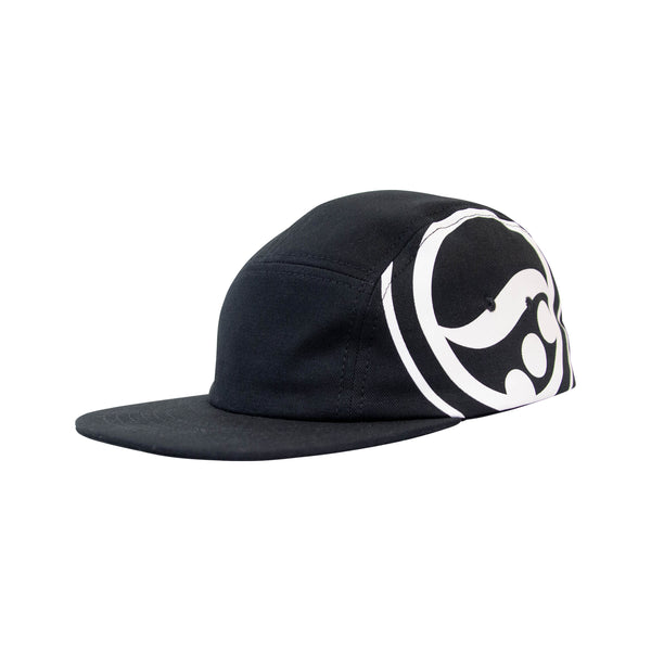 SYR X AP 5 Panel Cap - BLACK