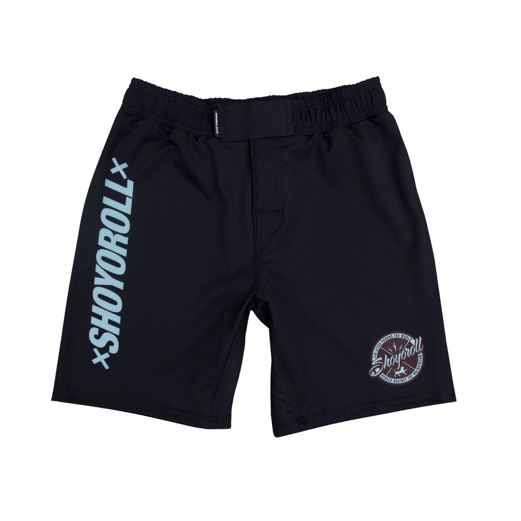 Competitor 19 Q4 Flex Fitted Shorts (Black)
