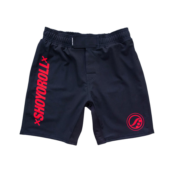 CS 2019 Q4 Fitted Shorts (Black)