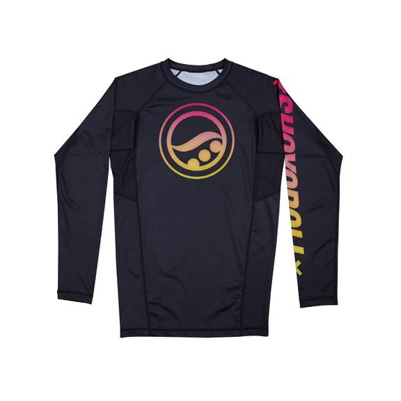 2018 Winter Gradient LS Rashguard
