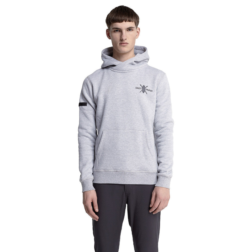 Fishing Hoody Grey