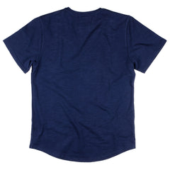 Slub T-Shirt Navy