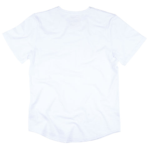 Slub T-Shirt White