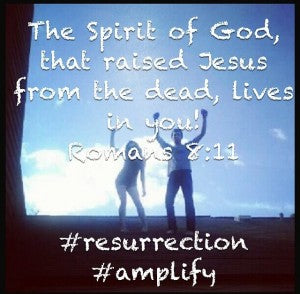 Is your life in need of a resurrection ?