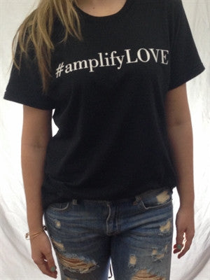Ladies #amplifyLOVE Tee