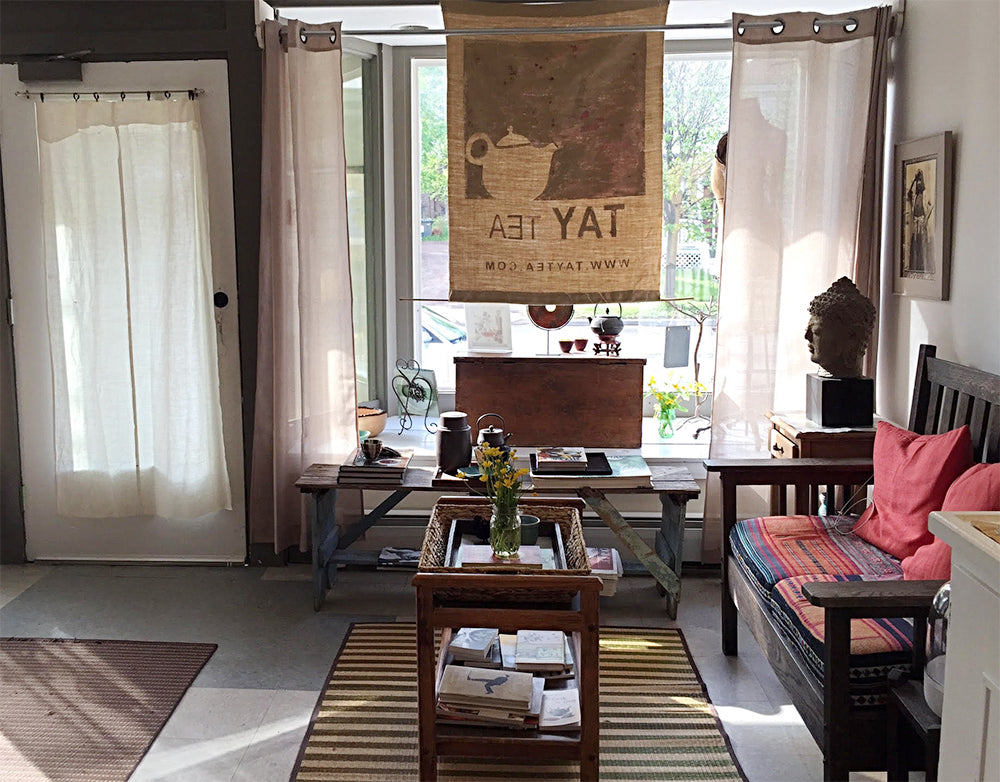 Tay Tea Shop - Hand-blended Teas in the Catskills