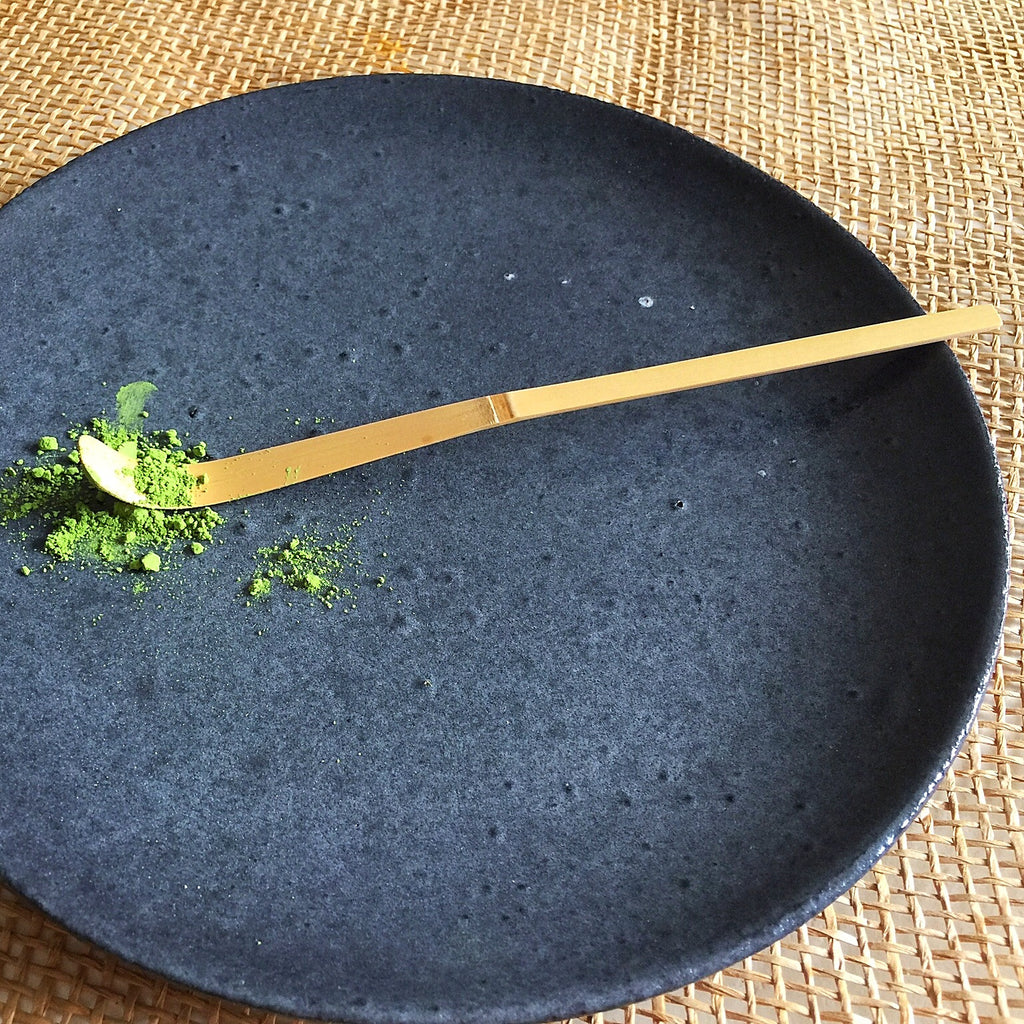 Traditional Bamboo Matcha Spoon
