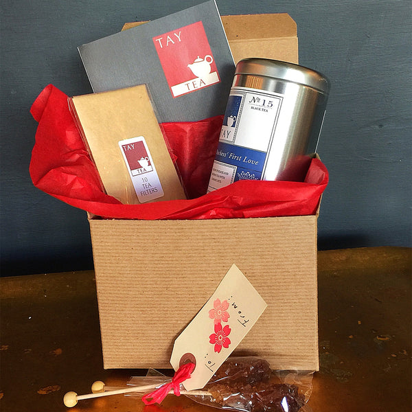 Tea-to-Go Gift Box