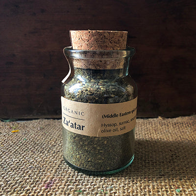 Za'atar (Middle Eastern Spice Mix)