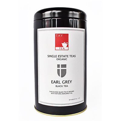 Organic Earl Grey - Single Estate Tea