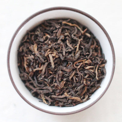 Organic Golden Pu-erh - Single Note Tea