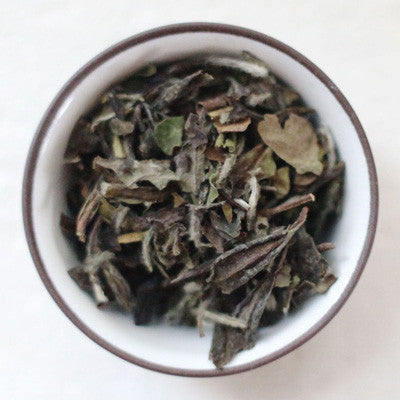 Organic Pai Mu Tan White - Single Note Tea