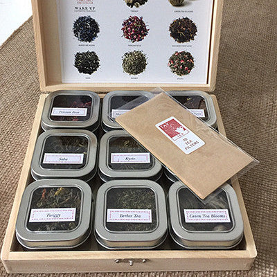 Wake Up - Tay Tea Sample Box